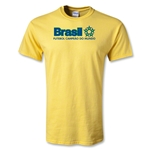 Utopia Brasil T-Shirt (Yellow)