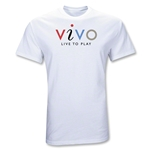 Vivo Youth T-Shirt (White)