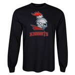 NY Knights AMNRL LS T-Shirt (black)