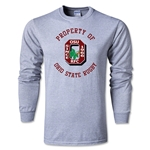 Property of Ohio State Rugby LS T-Shirt