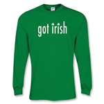 Got Irish LS T-Shirt