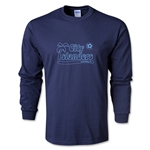 Harrisburg City Islanders Soccer LS T-Shirt (Navy)