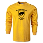 St. Edwards University Rugby Long Sleeve T-Shirt (Gold)