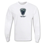 Major League Lacrosse LS T-Shirt (White)