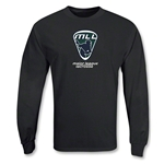 Major League Lacrosse LS T-Shirt (Black)