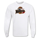 Rochester Rattlers MLL LS Lacrosse T-Shirt (White)