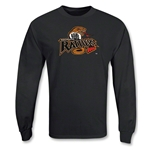 Rochester Rattlers MLL Long Sleeve Lacrosse T-Shirt (Black)