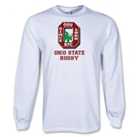 Ohio State Rugby LS T-Shirt (White)