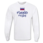 Russia 2011 LS Rugby T-Shirt