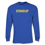 StandUp Long Sleeve Royal T-Shirt