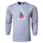 Utah Lions Rugby Long Sleeve T-Shirt (Gray)