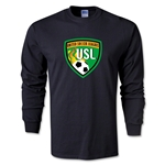 United Soccer League LS T-Shirt (Black)