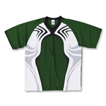 High Five Flash Soccer Jersey (Dark Green)