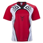 High Five Flash Soccer Jersey (Red)