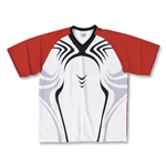 High Five Flash Soccer Jersey (Wh/Sc)