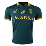 South Africa 14/15 Home Rugby Jersey