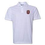 Indiana University Rugby Polo (White)