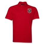Indiana University Rugby Polo (Red)