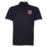FC Evansville Team Coach's Polo (Black)