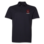 Village Lions Rugby Polo (Black)