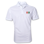 Ivory Coast Polo Shirt (White)
