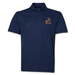 Michigan Rugby Polo (Navy)