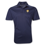 StandUp Crest Polo (Navy)