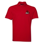 University of Louisville Rugby Polo (Black)