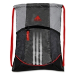 adidas Alliance Sport Sackpack (Blk/Grey)
