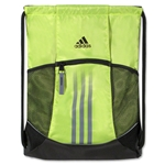 adidas Alliance Sport Sackpack (Neon Green)