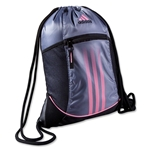 adidas Alliance Sport Sackpack (Gray)