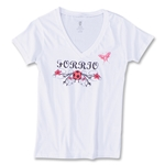 Rose Soccer T-Shirt (Wh/Sc)