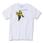 High On My Game Soccer T-Shirt (White)