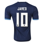 Real Madrid 15/16 JAMES Authentic Third Soccer Jersey
