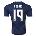 Real Madrid 15/16 MODRIC Authentic Third Soccer Jersey