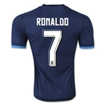 Real Madrid 15/16 RONALDO Authentic Third Soccer Jersey