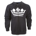 Serevi Full Zip Supporter Hoody (Black)