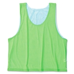 Yale Youth Tricot Mesh Reversible Lacrosse Jersey (Lime/White)