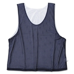 Yale Youth Tricot Mesh Reversible Lacrosse Jersey (Navy/White)