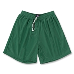 Yale 5 Mini Mesh LAX Shorts (Dark Green)