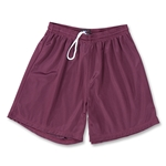 Yale 5 Mini Mesh LAX Shorts (Maroon)
