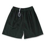 Yale 2 Ply Mesh Lacrosse Shorts (Dark Green)