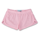 Yale Women's Mesh Dorm Short (Pink)