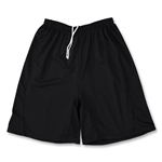 Yale 4-Way Stretch Short w/ Panel (Black)