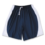 Yale 4-Way Stretch Short w/ Panel (Navy/White)