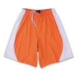 Yale 4-Way Stretch Short w/ Panel (Org/Wht)