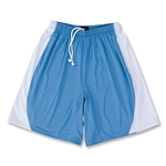 Yale 4-Way Stretch Short w/ Panel (Sk/Wh)