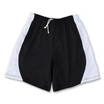 Yale 4-Way Stretch Short w/ Pockets (Blk/Wht)