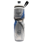 Polar Insulated Pattern Water Bottle 24 oz. (Royal)