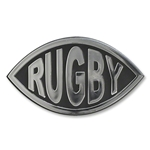 RUGBY Logo Car Decal
